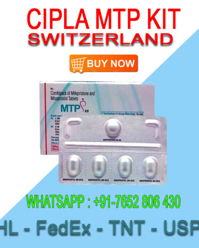 Abortion pills Switzerland