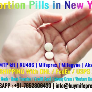abortion pills in New York